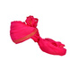 S H A H I T A J Traditional Rajasthani Jodhpuri Silk Farewell/Retirement/Social Occasions Pink Pagdi Safa or Turban for Kids and Adults (CT692)-ST812_23andHalf-sm