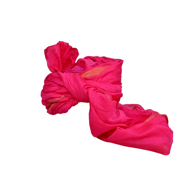 S H A H I T A J Traditional Rajasthani Jodhpuri Silk Farewell/Retirement/Social Occasions Pink Pagdi Safa or Turban for Kids and Adults (CT692)-18-4
