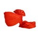 S H A H I T A J Traditional Rajasthani Jodhpuri Cotton Farewell/Retirement/Social Occasions Red Straight Line Pagdi Safa or Turban for Kids and Adults (CT711)-ST831_21andHalf-sm