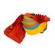 S H A H I T A J Traditional Rajasthani Jodhpuri Cotton Farewell/Retirement/Social Occasions Multi-Colored Kotadoriya Pagdi Safa or Turban for Kids and Adults (CT712)-18-3-sm