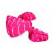 S H A H I T A J Traditional Rajasthani Jodhpuri Cotton Farewell/Retirement/Social Occasions Pink Lehariya Pagdi Safa or Turban for Kids and Adults (CT715)-ST835_23andHalf-sm