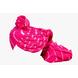S H A H I T A J Traditional Rajasthani Jodhpuri Cotton Farewell/Retirement/Social Occasions Pink Lehariya Pagdi Safa or Turban for Kids and Adults (CT715)-18-3-sm