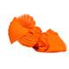 S H A H I T A J Traditional Rajasthani Jodhpuri Cotton Farewell/Retirement/Social Occasions Orange Kotadoriya Pagdi Safa or Turban for Kids and Adults (CT720)-18-3-sm