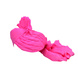 S H A H I T A J Traditional Rajasthani Jodhpuri Cotton Farewell/Retirement/Social Occasions Pink Pagdi Safa or Turban for Kids and Adults (CT724)-18-3-sm
