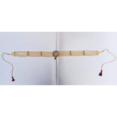 S H A H I T A J Kamarbandh for Weddings/Groom Dress or Sherwani (OS730)-ST850