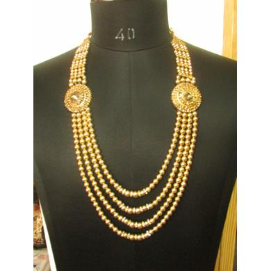 S H A H I T A J  Designer Mala/Kanthla for Weddings/Groom Dress or Sherwani (OS740)-ST860