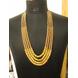 S H A H I T A J  Designer Mala/Kanthla for Weddings/Groom Dress or Sherwani (OS741)-ST861-sm