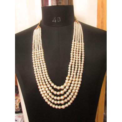 S H A H I T A J  Designer Mala/Kanthla for Weddings/Groom Dress or Sherwani (OS742)-ST862