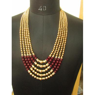 S H A H I T A J  Designer Mala/Kanthla for Weddings/Groom Dress or Sherwani (OS743)-ST863