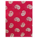 S H A H I T A J Traditional Rajasthani Red with Golden Foil Barati/Groom/Social Occasions Silk Pagdi Safa Turban or Pheta Cloth for Kids and Adults (CT747)-Free Size-2-sm