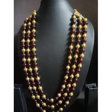 S H A H I T A J  Designer Mala/Kanthla for Weddings/Groom Dress or Sherwani (OS750)-ST870