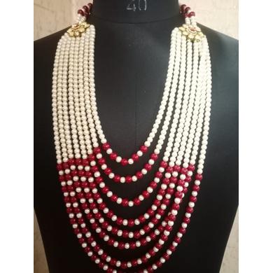 S H A H I T A J  Designer Mala/Kanthla for Weddings/Groom Dress or Sherwani (OS754)-ST874