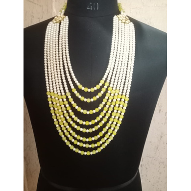 S H A H I T A J  Designer Mala/Kanthla for Weddings/Groom Dress or Sherwani (OS755)-ST875