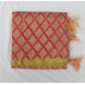 S H A H I T A J Traditional Rajasthani Multi-Colored Checkered Barati/Groom/Social Occasions Faux Silk Pagdi Safa Turban or Pheta Cloth for Kids and Adults (CT773)-ST895-sm