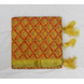 S H A H I T A J Traditional Rajasthani Multi-Colored Checkered Barati/Groom/Social Occasions Faux Silk Pagdi Safa Turban or Pheta Cloth for Kids and Adults (CT777)-ST899-sm