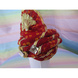 S H A H I T A J Traditional Rajasthani Red Bandhej Cotton Laddu Gopal Bhagwan ki Pagdi Safa or Turban for God's Idol/Kids/Adults (RT444)-For Miniature God's Idol (3 inches to 16 inches)-4-sm