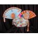 S H A H I T A J Traditional Rajasthani Silk Bhagwan ki Pagdi Safa or Turban for God's Idol/Kids/Adults (RT311)-ST426_Mini-sm