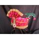 S H A H I T A J Traditional Rajasthani Multi-Colored Silk Bhagwan ki Pagdi Safa or Turban for God's Idol/Kids/Adults (RT316)-For Miniature God's Idol (3 inches to 16 inches)-4-sm