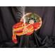 S H A H I T A J Traditional Rajasthani Multi-Colored Silk Krishna Bhagwan Pagdi Safa or Turban for God's Idol/Kids/Adults (RT314)-ST469_Kids-sm