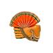 S H A H I T A J Traditional Rajasthani Multi-Colored Ganpati Bhagwan Silk Pagdi Safa or Turban for God's Idol/Kids/Adults (RT292)-ST388_Adults-sm