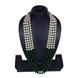 S H A H I T A J Designer Mala/Kanthla for Weddings/Groom Dress or Sherwani (OS849)-1-sm