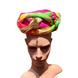 S H A H I T A J Traditional Rajasthani Multi-Colored Silk Bhagwan Vantma or Barmeri Pagdi Safa or Turban for God's Idol/Kids/Adults (RT851)-ST971_Mini-sm