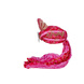 S H A H I T A J Designer Pink Silk Bandhej Kids and Adults Pagdi Safa or Turban for Fashion Shows & Events (DT837)-18-3-sm