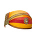 S H A H I T A J Traditional Rajasthani Cotton Mewadi Shaded Pagdi or Turban for Kids and Adults (MT871)-18-3-sm