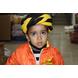S H A H I T A J Muslim Silk Vantma or Barmeri Yellow & Black Imaama Pagdi Safa or Turban for Kids and Adults (RT896)-ST1016_23andHalf-sm
