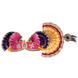 S H A H I T A J Traditional Krishna or Ganpati Bhagwan Satin Pagdi Safa or Turban for God's Idol/Kids/Adults (RT920)-For Kids (17 inches to 21 inches)-4-sm