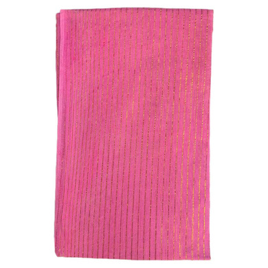 S H A H I T A J Traditional Rajasthani Cotton Pink Barati/Groom/Social Occasions Turban Safa Pagdi Pheta Cloth for Kids and Adults (Bulk Purchase) (CT365)-Pack of 1 (For Kids to Adults)-1