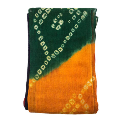 S H A H I T A J Traditional Rajasthani Cotton Multi-Colored Barati/Groom/Social Occasions Turban Safa Pagdi Pheta Cloth for Kids and Adults (Bulk Purchase) (CT526)-Pack of 1 (For Kids to Adults)-1