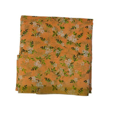 S H A H I T A J Traditional Rajasthani Floral Faux Silk Orange or Kesariya Barati/Groom/Social Occasions Turban Safa Pagdi Pheta Cloth for Kids and Adults (Bulk Purchase) (CT348)-ST508_PACK1