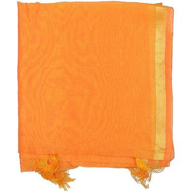 S H A H I T A J Traditional Rajasthani Faux Silk Orange or Kesariya  Barati/Groom/Social Occasions Turban Safa Pagdi Pheta Cloth for Kids and Adults (Bulk Purchase) (CT355)-ST515_PACK1