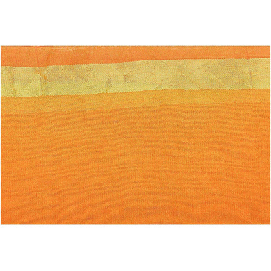 S H A H I T A J Traditional Rajasthani Faux Silk Orange or Kesariya  Barati/Groom/Social Occasions Turban Safa Pagdi Pheta Cloth for Kids and Adults (Bulk Purchase) (CT355)-Pack of 1 (For Kids to Adults)-1