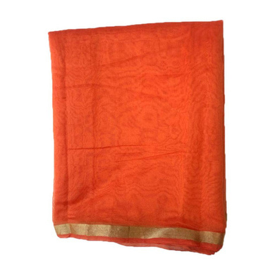 S H A H I T A J Traditional Rajasthani Faux Silk Orange or Kesariya Barati/Groom/Social Occasions Turban Safa Pagdi Pheta Cloth for Kids and Adults (Bulk Purchase) (CT373)-ST533_PACK1