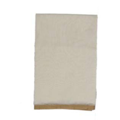 S H A H I T A J Traditional Rajasthani Faux Silk White Barati/Groom/Social Occasions Turban Safa Pagdi Pheta Cloth for Kids and Adults (Bulk Purchase) (CT336)-ST496_PACK1