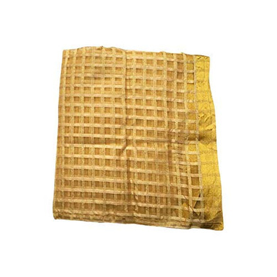 S H A H I T A J Traditional Rajasthani Faux Silk Golden Barati/Groom/Social Occasions Turban Safa Pagdi Pheta Cloth for Kids and Adults (Bulk Purchase) (CT350)-Pack of 1 (For Kids to Adults)-1