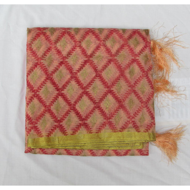 S H A H I T A J Traditional Rajasthani Multi-Colored Checkered Barati/Groom/Social Occasions Faux Silk Pagdi Safa Turban or Pheta Cloth for Kids and Adults (Bulk Purchase) (CT773)-ST1074_PACK1