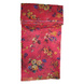 S H A H I T A J Traditional Rajasthani Floral Faux Silk Red Barati/Groom/Social Occasions Turban Safa Pagdi Pheta Cloth for Kids and Adults (Bulk Purchase) (CT326)-Pack of 1 (For Kids to Adults)-1-sm