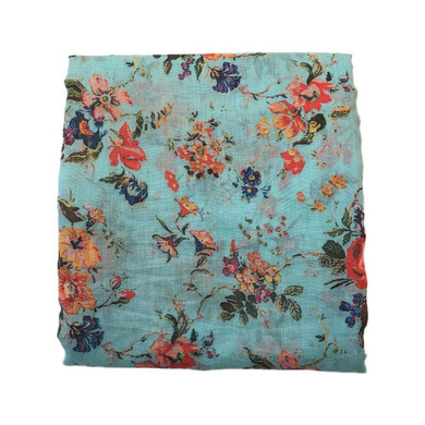 S H A H I T A J Traditional Rajasthani Floral Faux Silk Blue Barati/Groom/Social Occasions Turban Safa Pagdi Pheta Cloth for Kids and Adults (Bulk Purchase) (CT362)-ST522_PACK1