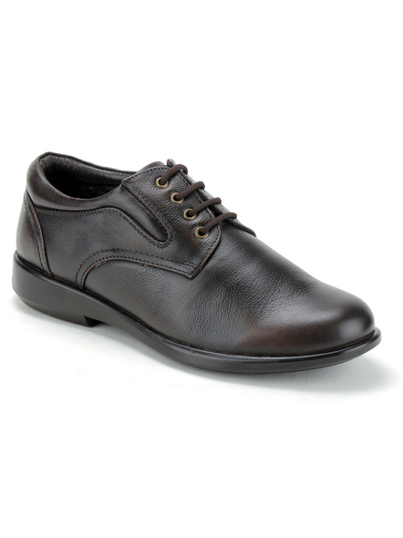 Pine Leather Derby Formal SHOES24-DL-33_PIN_7