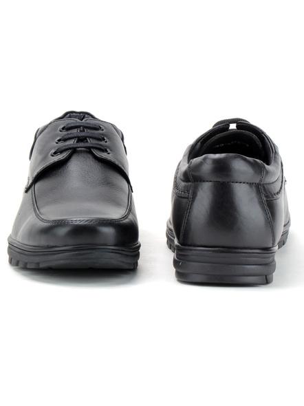 Black Leather Derby Formal SHOES24-8-Black-4