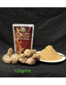 120g Ginger Brew- Plain