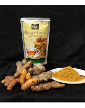 Ginger Brew w/ Turmeric