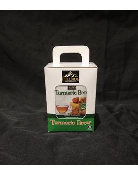 BOX 10g Turmeric Brew