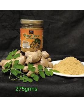 275g Ginger Brew w/ Moringa BOTTLE
