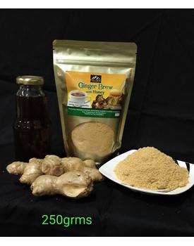 250g Ginger Brew w/ Honey - POUCH