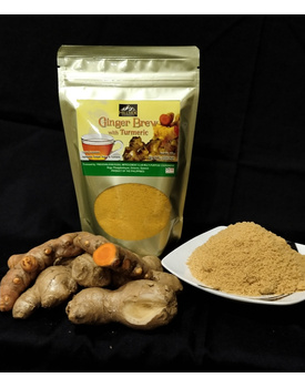 250g Ginger Brew w/ Turmeric Pouch