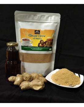 500g Ginger Brew w/ Honey